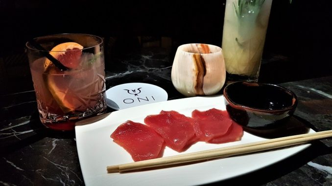 ONI Dubai - Japanese Lounge and Restaurant