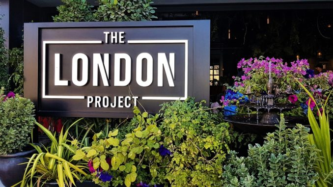 The London Project Brunches