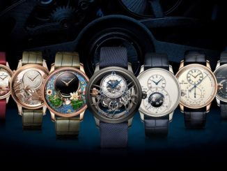 Jaquet Droz 2019 Timepieces