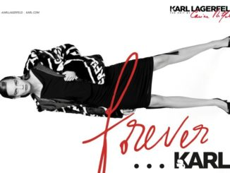 Karl Lagerfeld The Edit by Carine Roitfeld