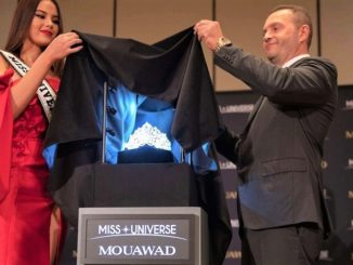 Mouawad Miss Universe Crown 2019 - Power of Unity