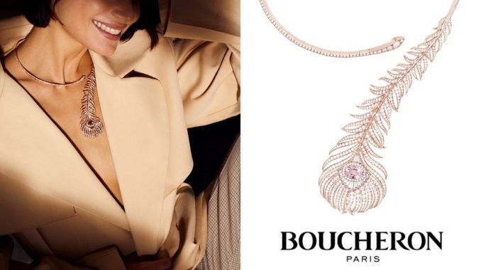 Boucheron Question Mark Necklaces