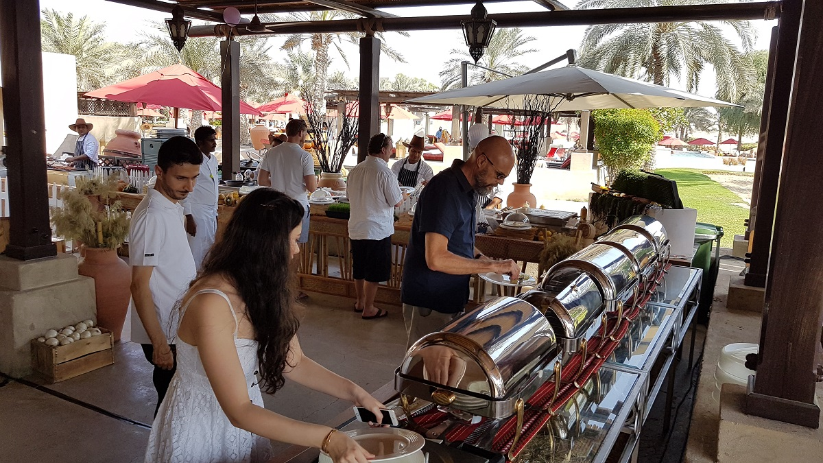 Friday Farmers Brunch - Signature Dishes - Bab Al Shams (18)