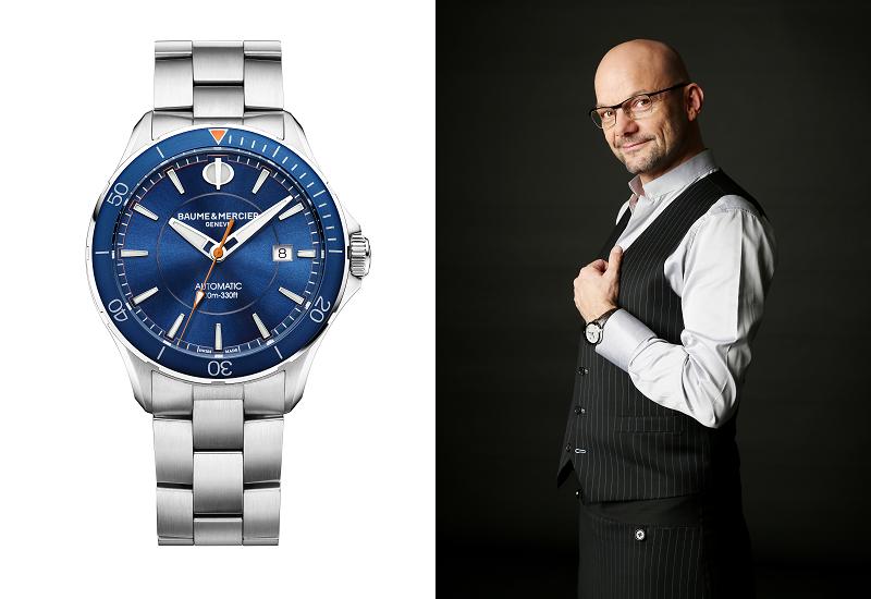 Baume & Mercier - Alexandre Peraldi - Clifton Watches (01)
