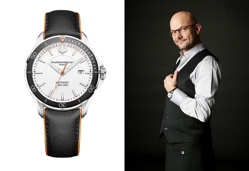 Baume & Mercier - Alexandre Peraldi - Clifton Watches (02)
