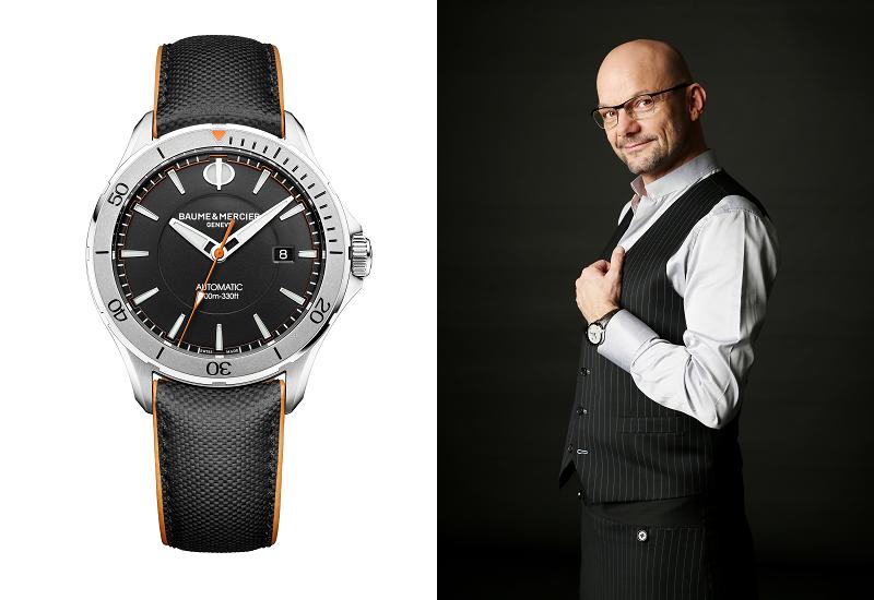 Baume & Mercier - Alexandre Peraldi - Clifton Watches (03)
