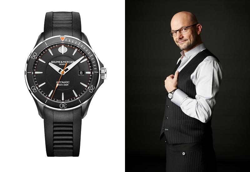Baume & Mercier - Alexandre Peraldi - Clifton Watches (04)