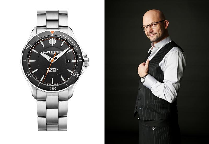 Baume & Mercier - Alexandre Peraldi - Clifton Watches (05)