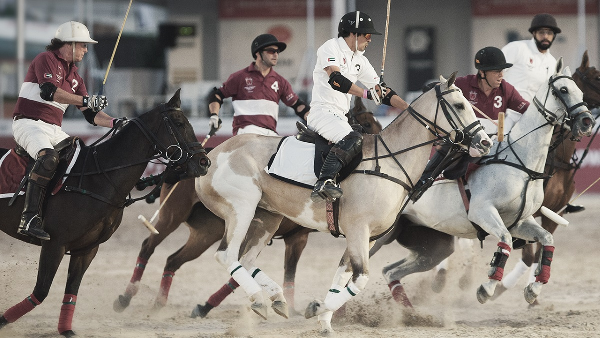 Beach Polo Cup Dubai 2017 - The Game (01)