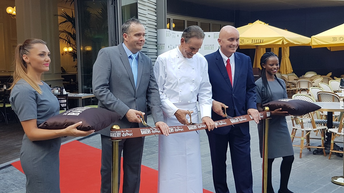 Bouchon Bakery Launch - The Beach - Jumeirah Beach Residence (01)