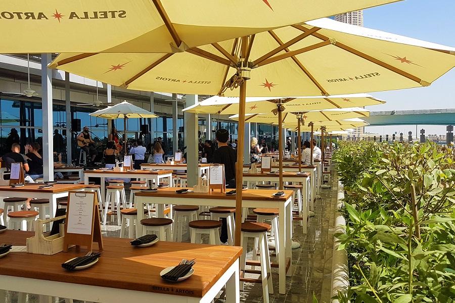 Cafe Artois - JW Marriott Marquis Dubai 01