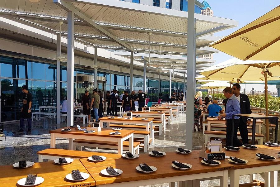 Cafe Artois - JW Marriott Marquis Dubai 04