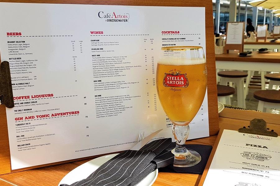 Cafe Artois - JW Marriott Marquis Dubai 05