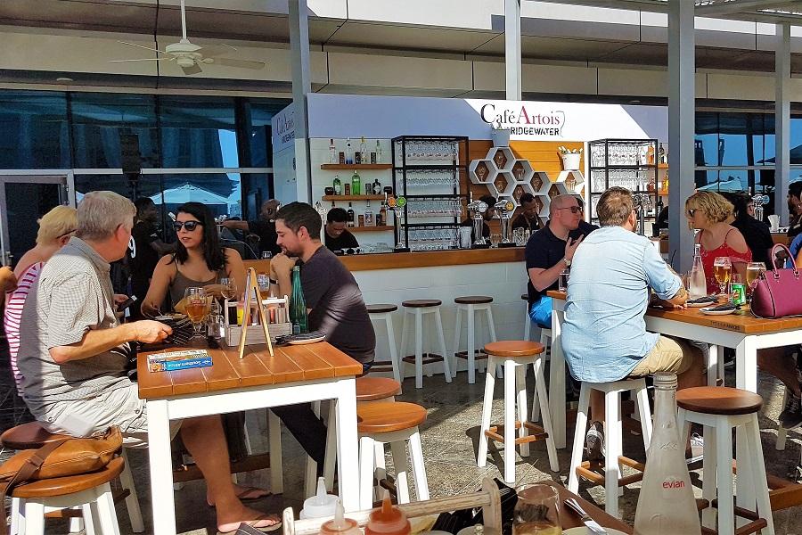 Cafe Artois - JW Marriott Marquis Dubai 09