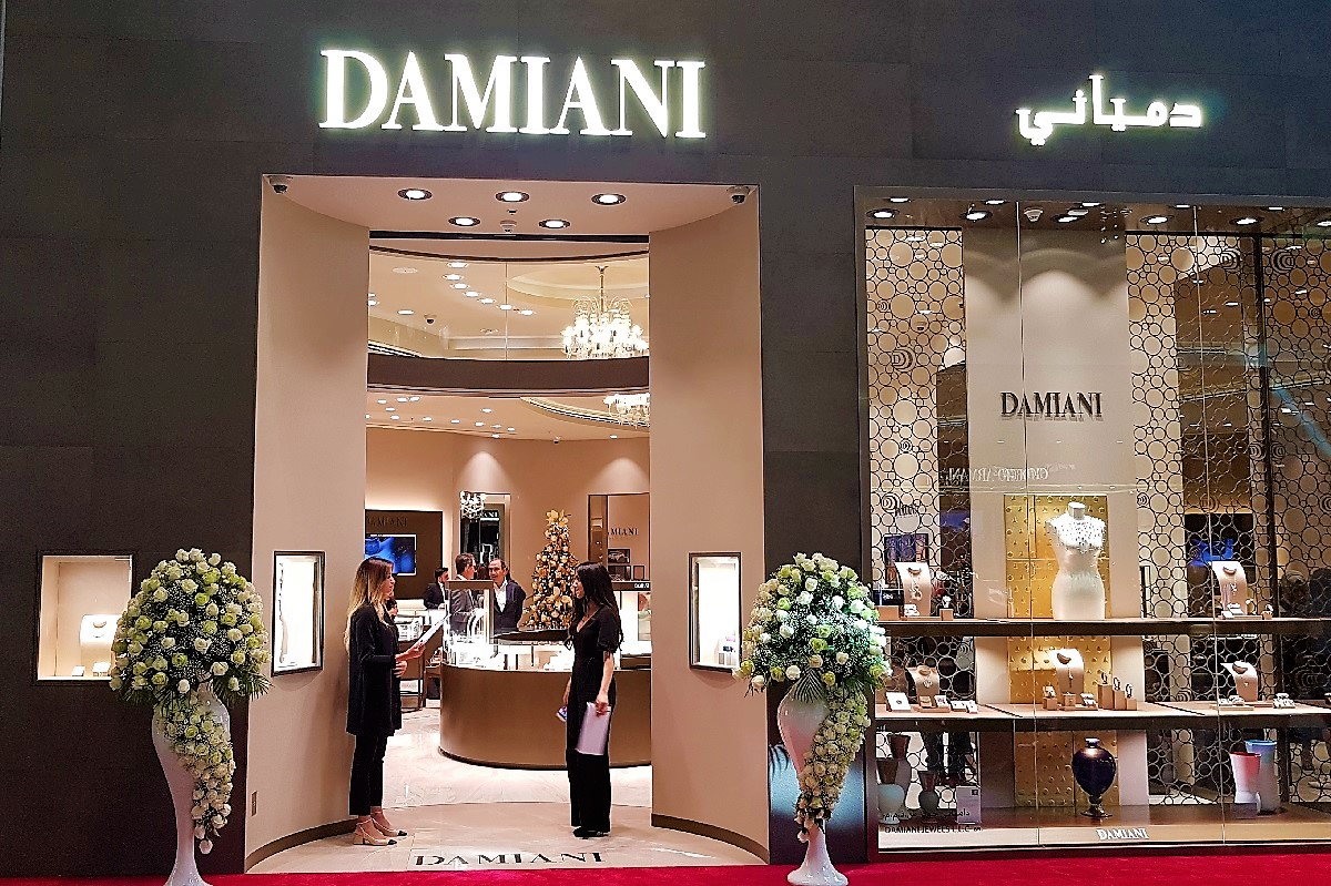 Damiani Boutique - Dubai Mall (01)