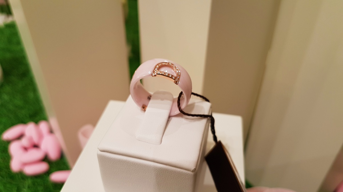 Damiani - D.Icon Rosa Confetto Ring (01)