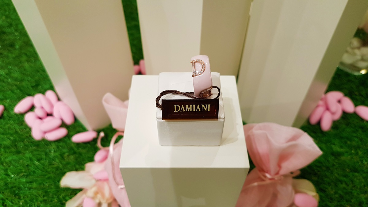 Damiani - D.Icon Rosa Confetto Ring (02)