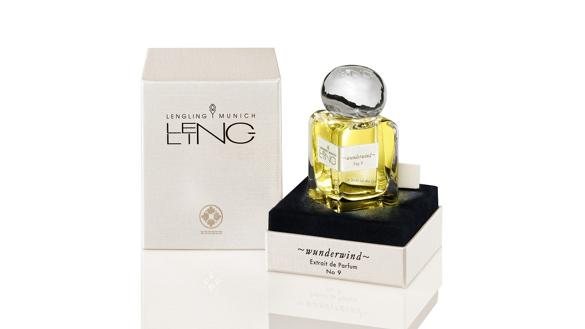 Wunderwind - Fragrance No. 9 - by Lengling Munich