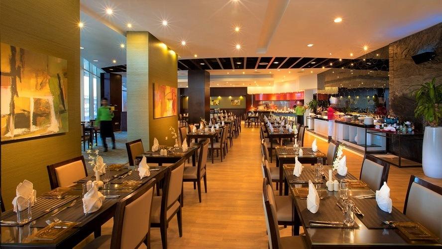 Lemon Pepper Restaurant - M Hotel Downtown by Millennium