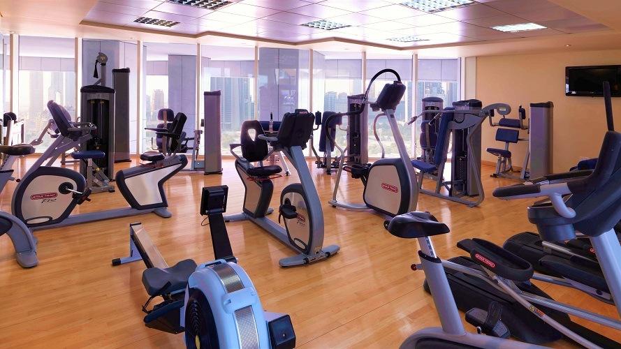 World Class Facilities - Fitness Center - M Hotel Downtown by Millennium