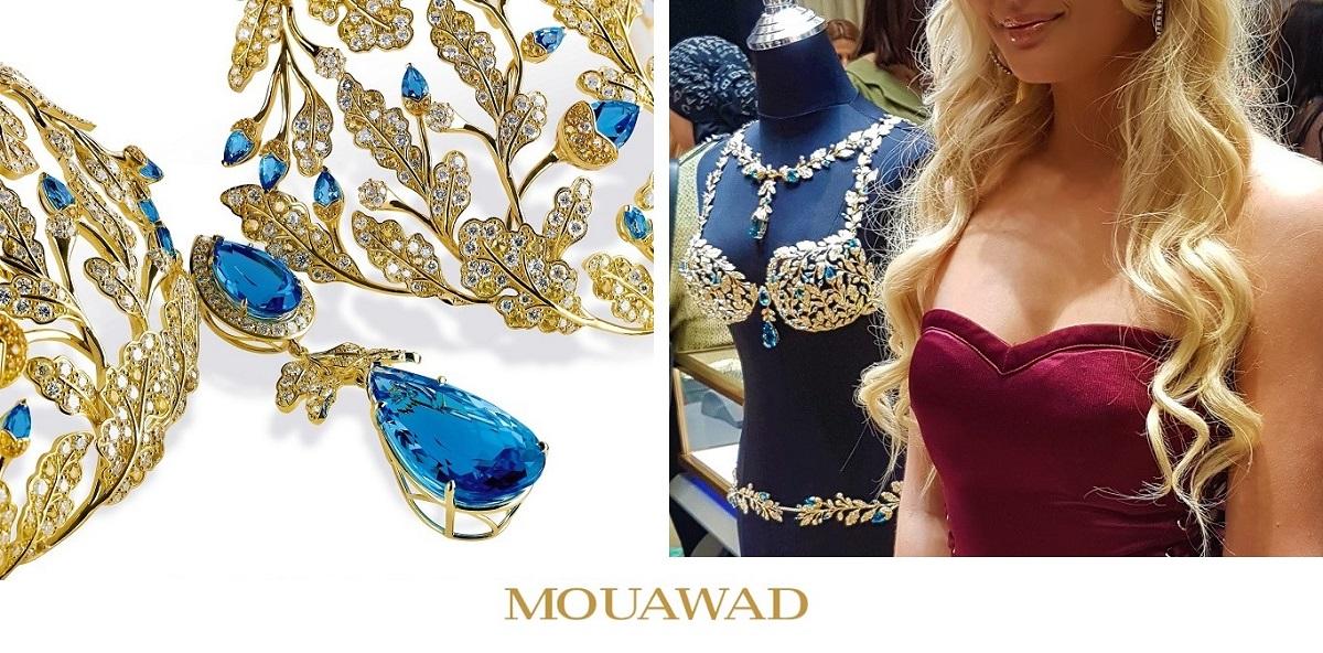 Mouawad - Champagne Nights Fantasy Bra
