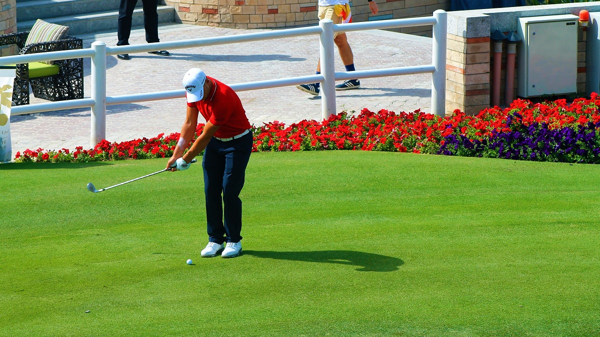 Omega Dubai Desert Classic - Emirates Golf Club (02)