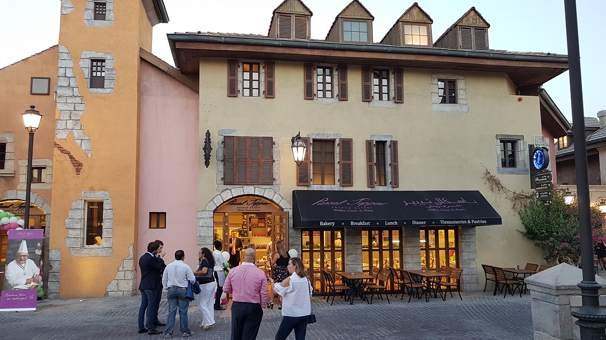 Pascal Tepper - French Village Riverland Dubai Parks & Resorts 04