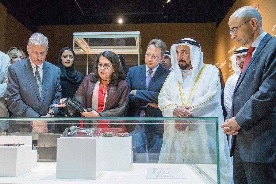 UAE Archaeological Exhibition - Inauguration Ceremony (1)