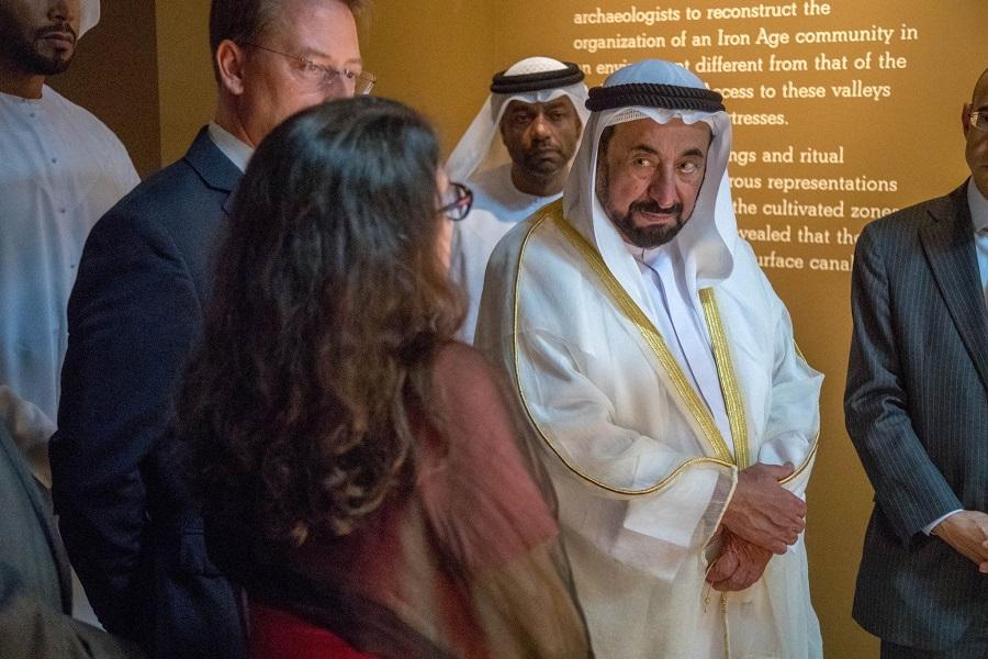 UAE Archaeological Exhibition - Inauguration Ceremony (3)
