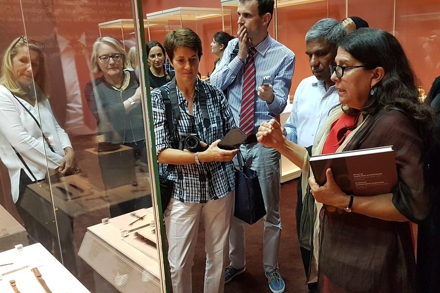 UAE Archaeological Exhibition - Inauguration Ceremony (6)