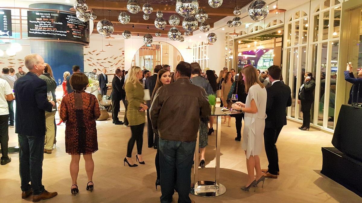 The Fish House - InterContinental Dubai Festival City
