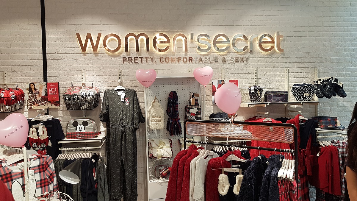 women'secret Festive Collection - Festival City (01)